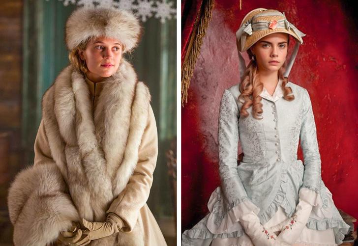 Встречают по одежке:  Анна Каренина ,  Великий Гэтсби  и другие фильмы, костюмеры которых получили  Оскар  за лучший дизайн нарядов