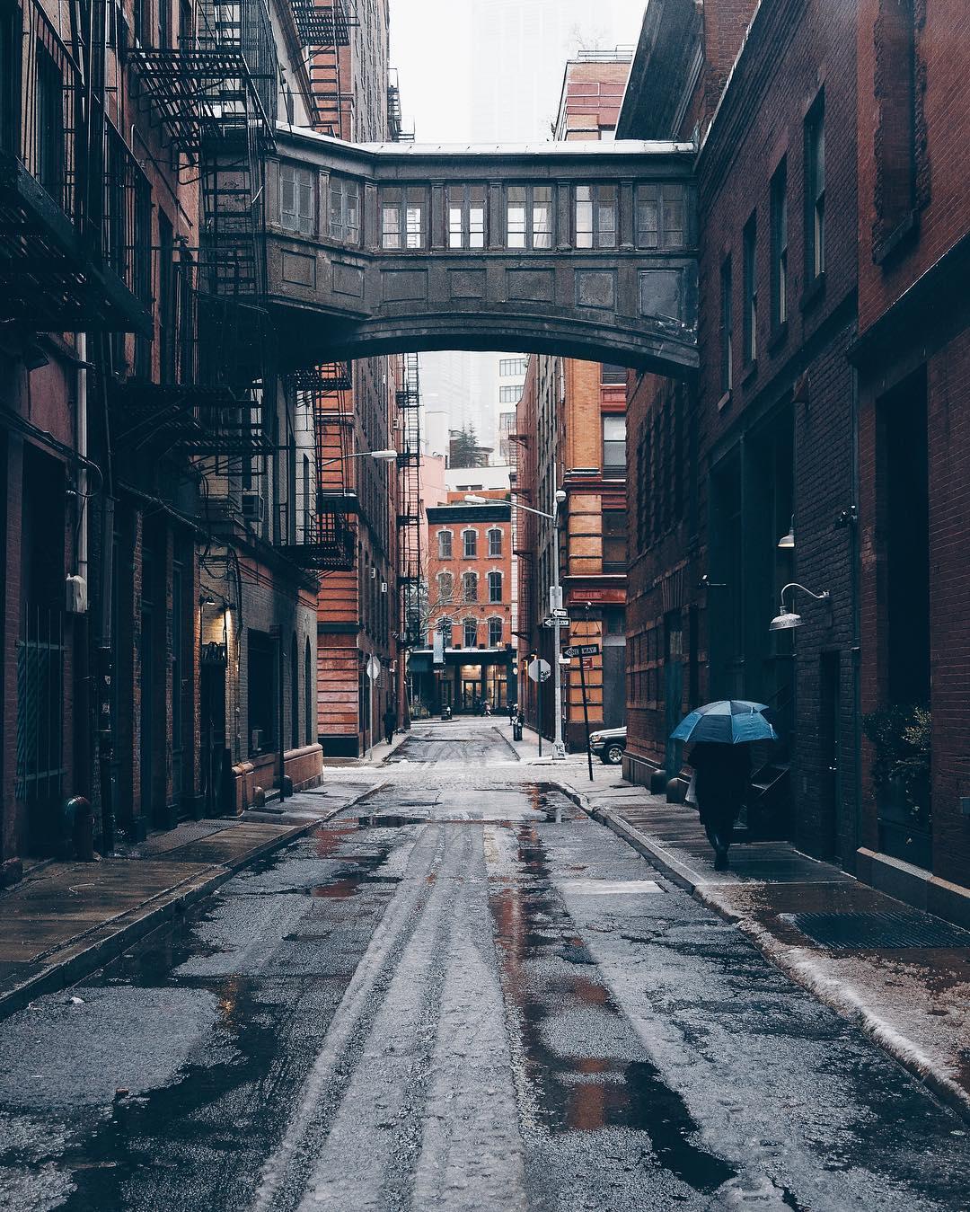 Уличные фотографии в Нью-Йорке лучше всех делает Джефф Силберман! Только взгляните