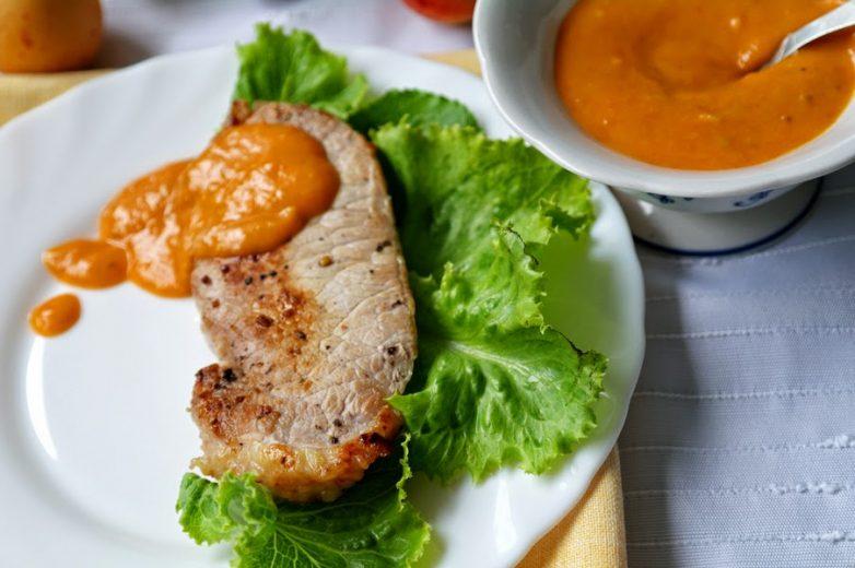Давно искала это рецепт — кисло сладкий абрикосовый соус, который подойдет абсолютно к любому блюду