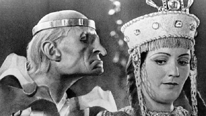 Георгий Милляр: горькая судьба самой знаменитой Бабы-яги Советского Союза