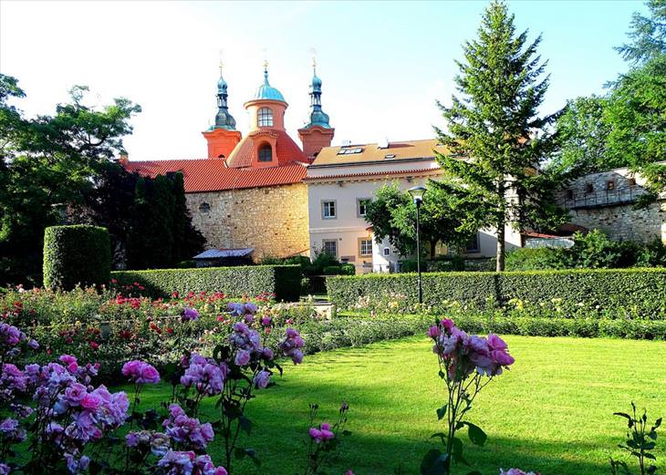 Цветущая Европа: сад Клода Моне, ботанический сад Женевы и прочие великолепные сады, которые стоит посетить во время путешествия по Европе