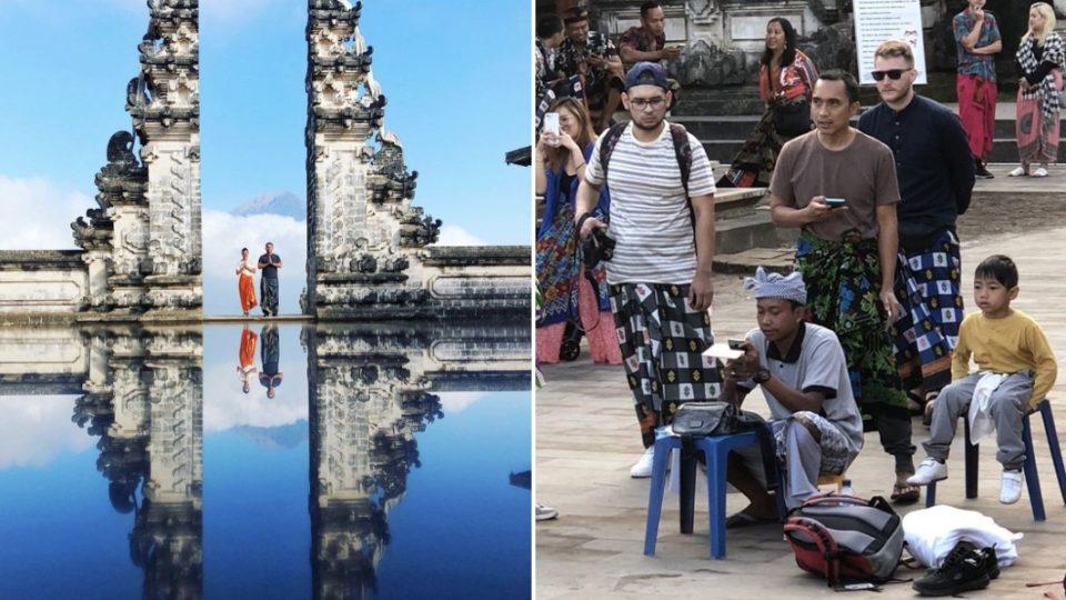 Не верьте глазам своим: редактор журнала разоблачила самое популярное место на Бали среди блогеров