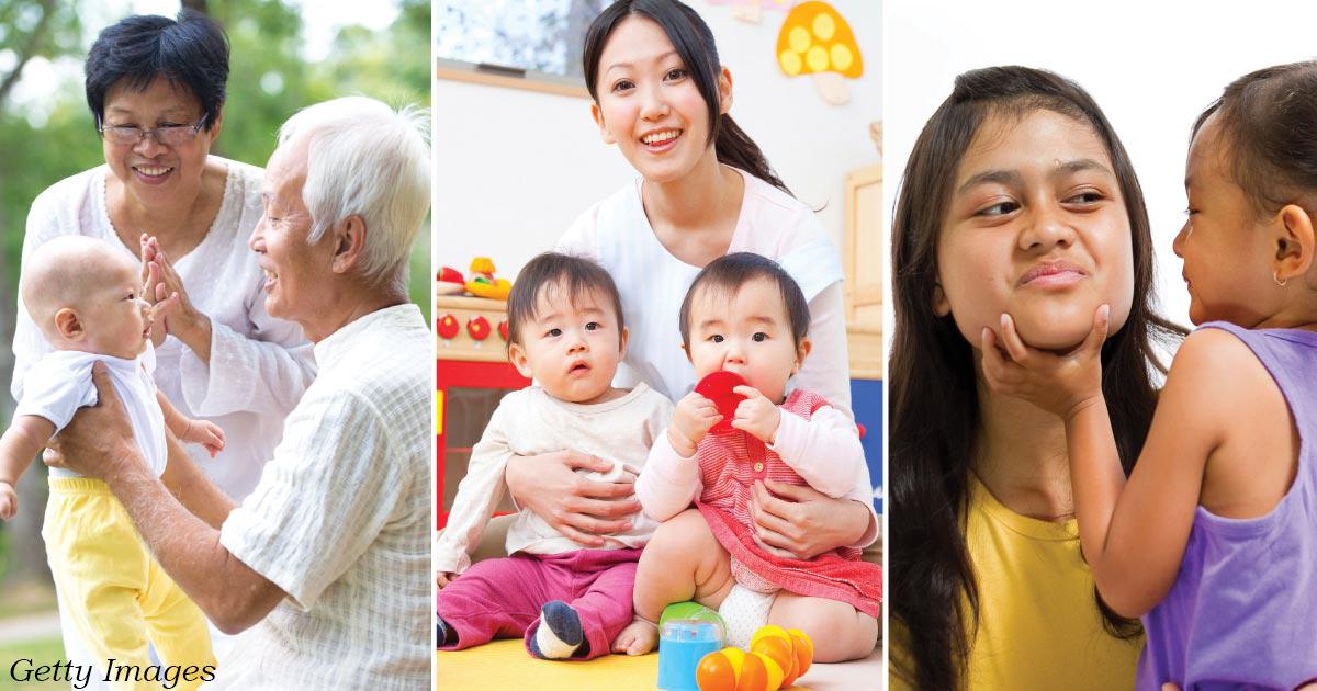7 разных стилей воспитания детей со всего мира