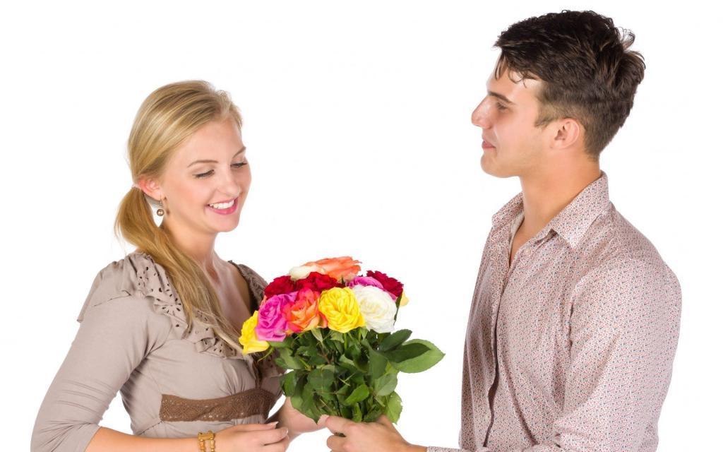 Цветов, во сне дарить цветы жене