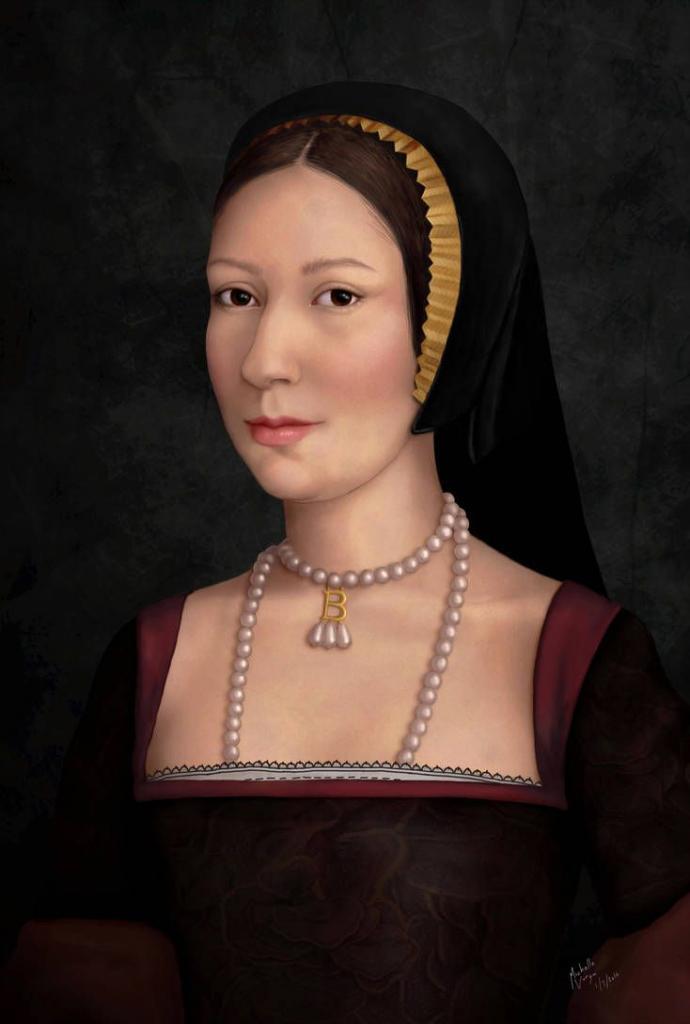На коронации она была беременна: интересные факты из биографии английской королевы Анны Болейн