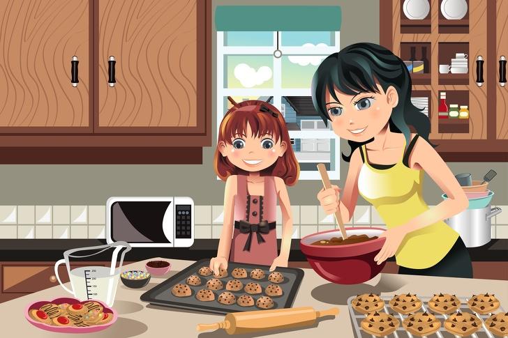 Не понимаю мамочек, которые жалуются, что их дети плохо кушают: мои едят отлично, могу дать несколько советов