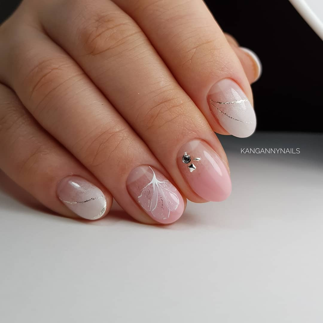 Изумительные идеи для коротких ногтей