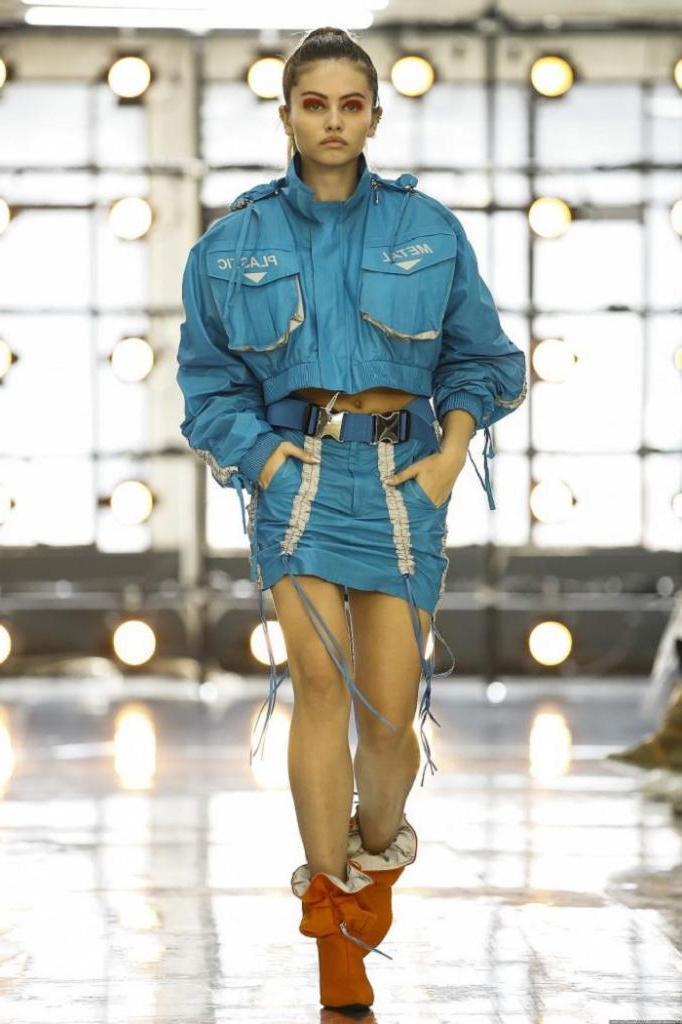 Тилан Блондо: как сейчас живет девочка, которую называли самой красивой и высокооплачиваемой моделью в мире