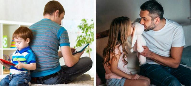 Чем больше внимания родители уделяют ребенку во время будней, тем лучше у них отношения: исследование