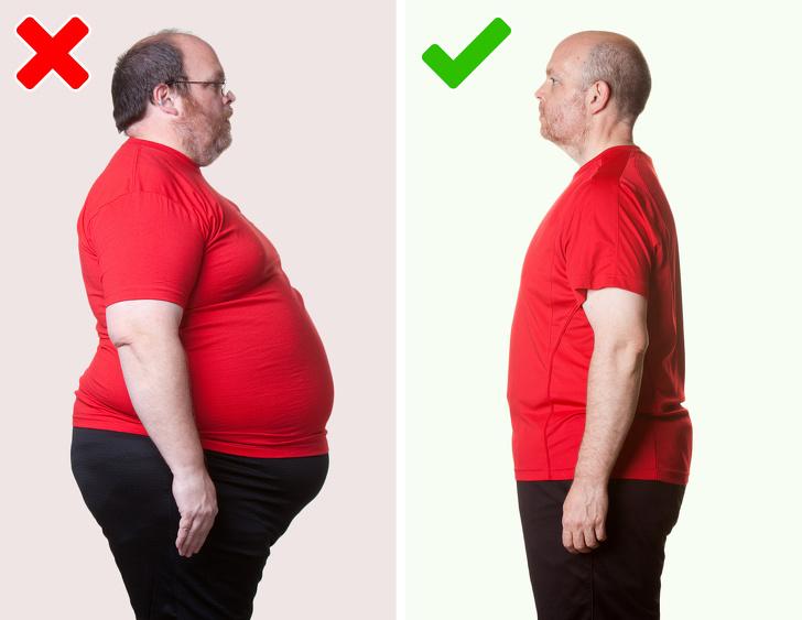 лишний вес это защита