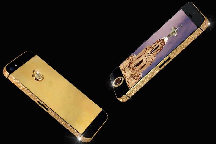 Мобильник как произведение искусства: 10 эксклюзивных телефонов, которые могут позволить себе единицы