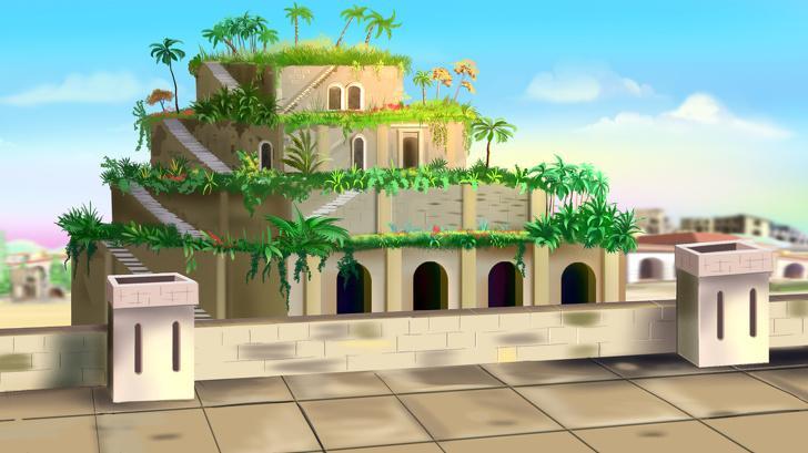 Как на самом деле выглядели 7 чудес Древнего мира, которых мы никогда не увидим в первоначальном виде
