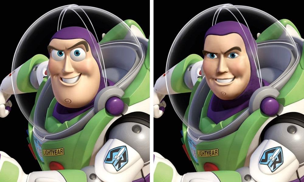 Мастера обработали самых знаменитых персонажей из мультиков, так чтобы они были более реалистичны, вот что получилось!