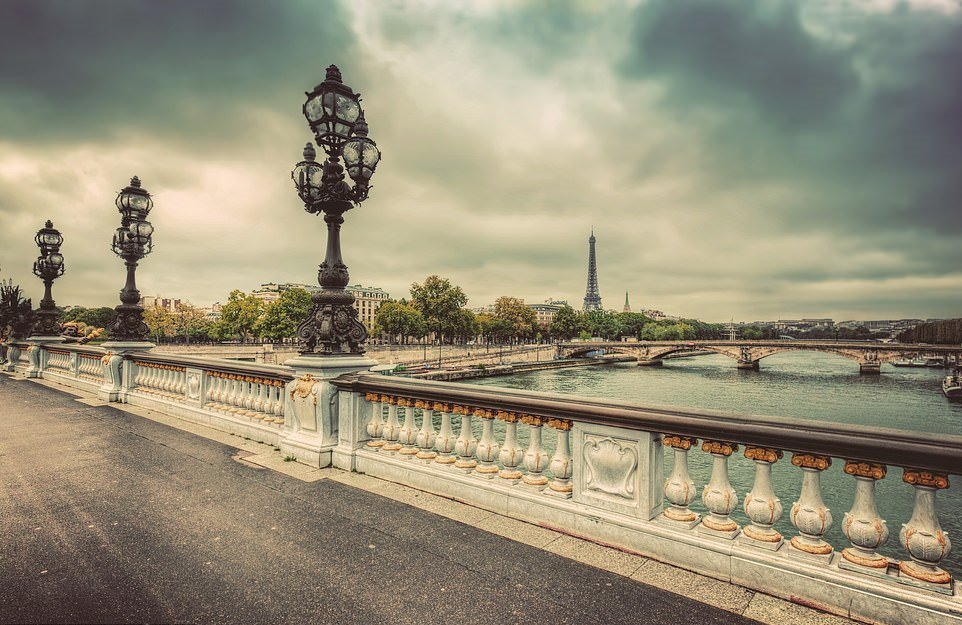 Мечта романтиков: яркий и элегантный Париж в фотографиях
