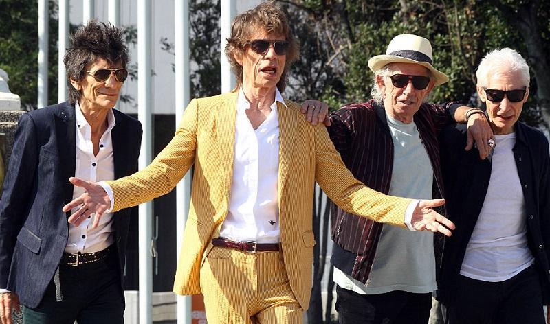 The Rolling Stones гастролируют с 1962 года: интересно, кто самый старый участник коллектива