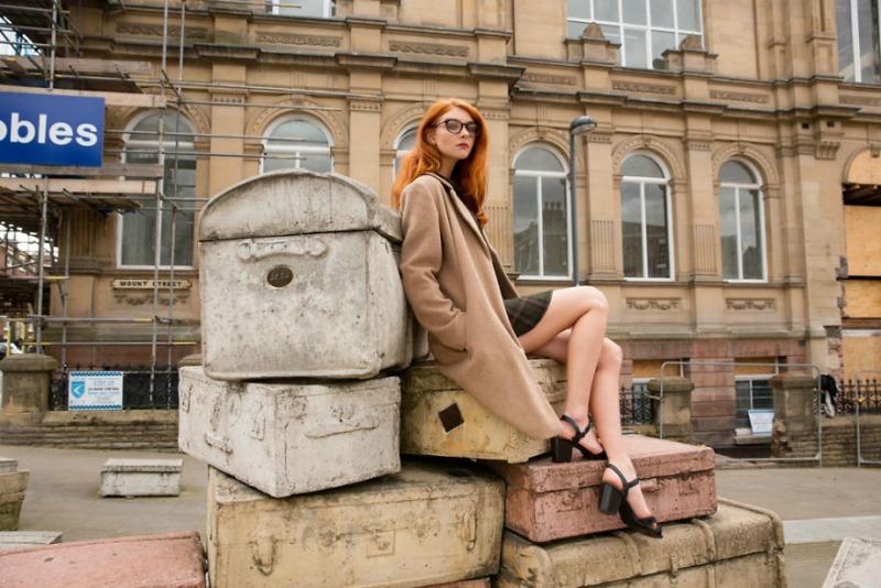 Красота рыжих в объективе германского фотографа: проект, охвативший 20 стран