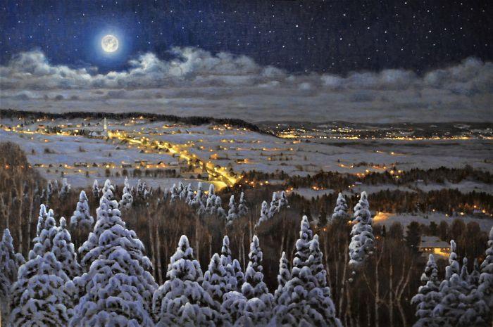 22 освещающих картин канадских пейзажей, которые выглядят ну прям как фото