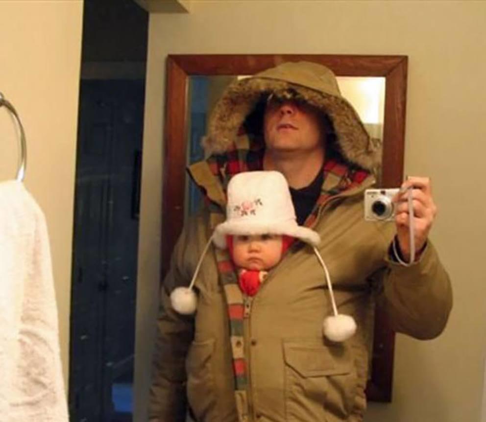 Папа вам не мама. Фотографии, доказывающие, что мужчины не только могут, но и любят проводить время с детьми