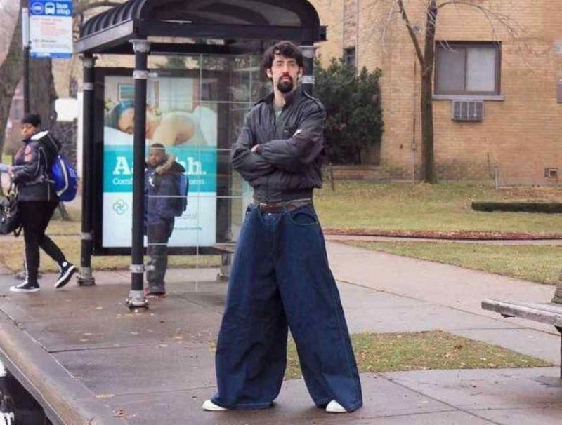 Ох уж эта уличная мода, куда ты побежала, остановись…