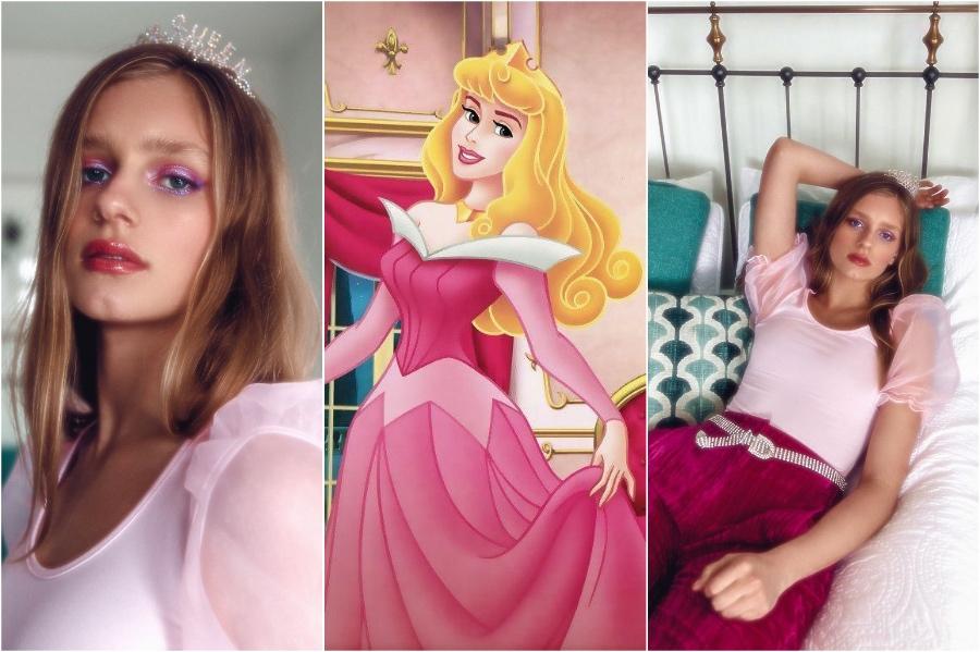 princesas de disney y aurora