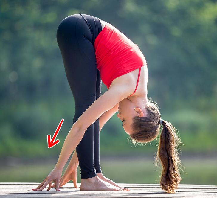 Несколько простых упражнений, которые помогли мне избавиться от жировых отложений в домашних условиях