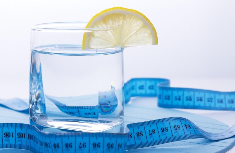 похудение на воде для ленивых