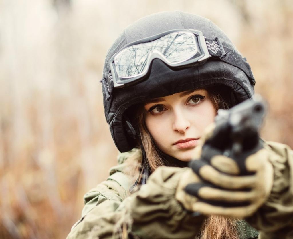 Набухшие женская униформа спецназа фото чтобы обкончали