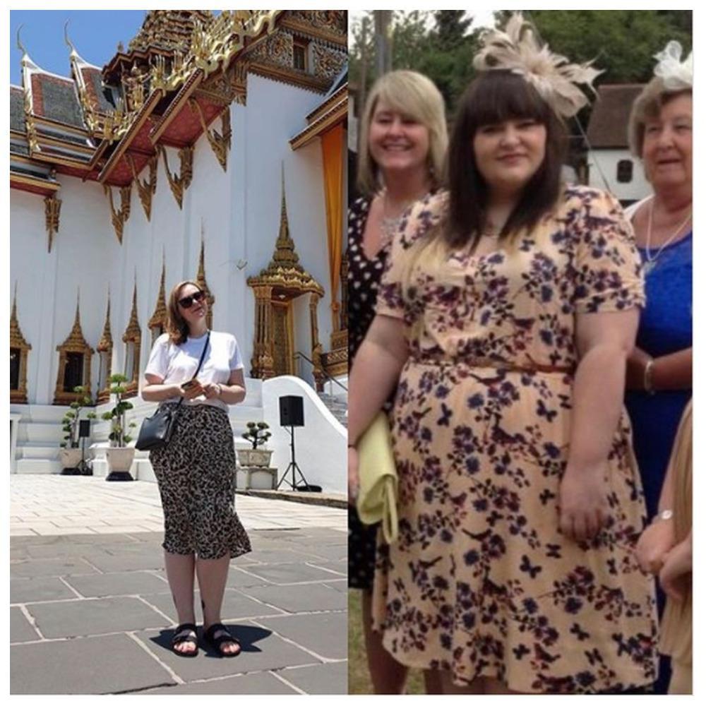 Девушка всю жизнь была полной, но ее это устраивало. Все изменилось, когда ее мама сильно похудела: она решила повторить ее подвиг, и это с блеском удалось