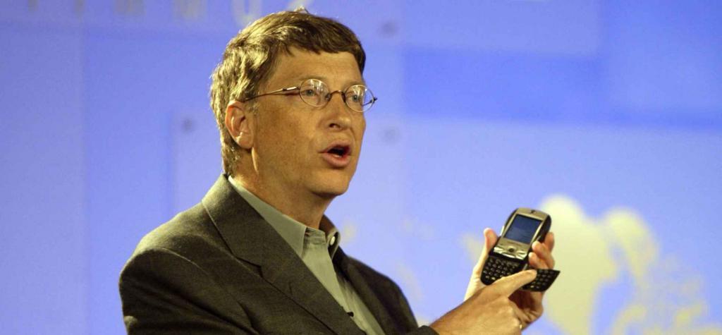Билл Гейтс строго следит за тем, сколько и как его дети пользуются смартфонами