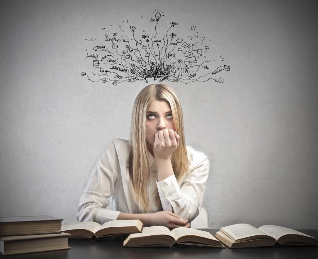 8 эффективных советов, которые помогут вам в укреплении памяти: правильное питание и хороший сон - это далеко не все