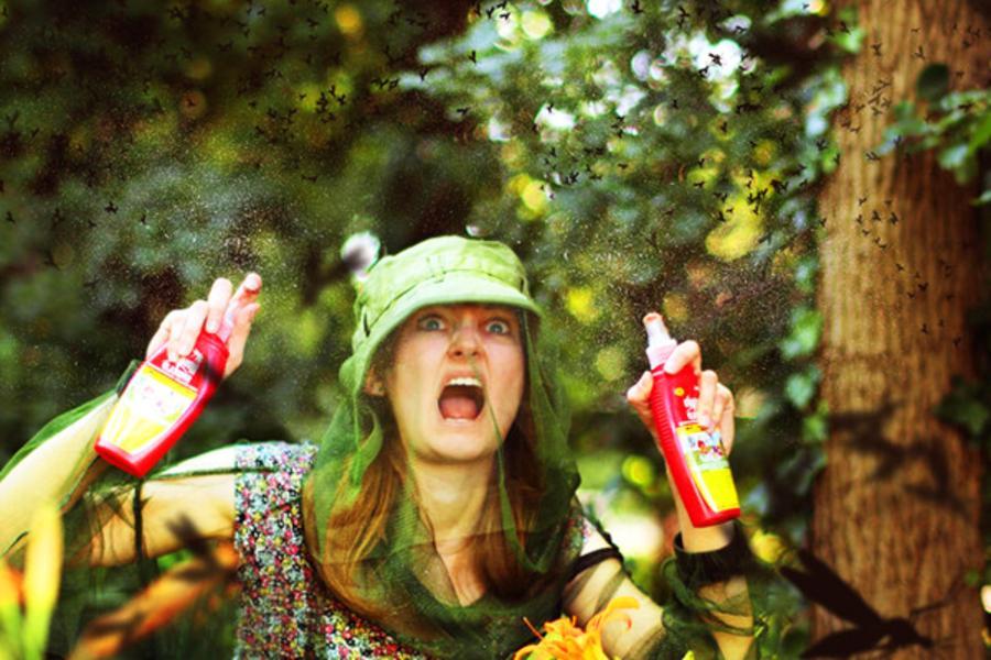 Ошибки на природе: какие запахи являются самыми привлекательными для комаров