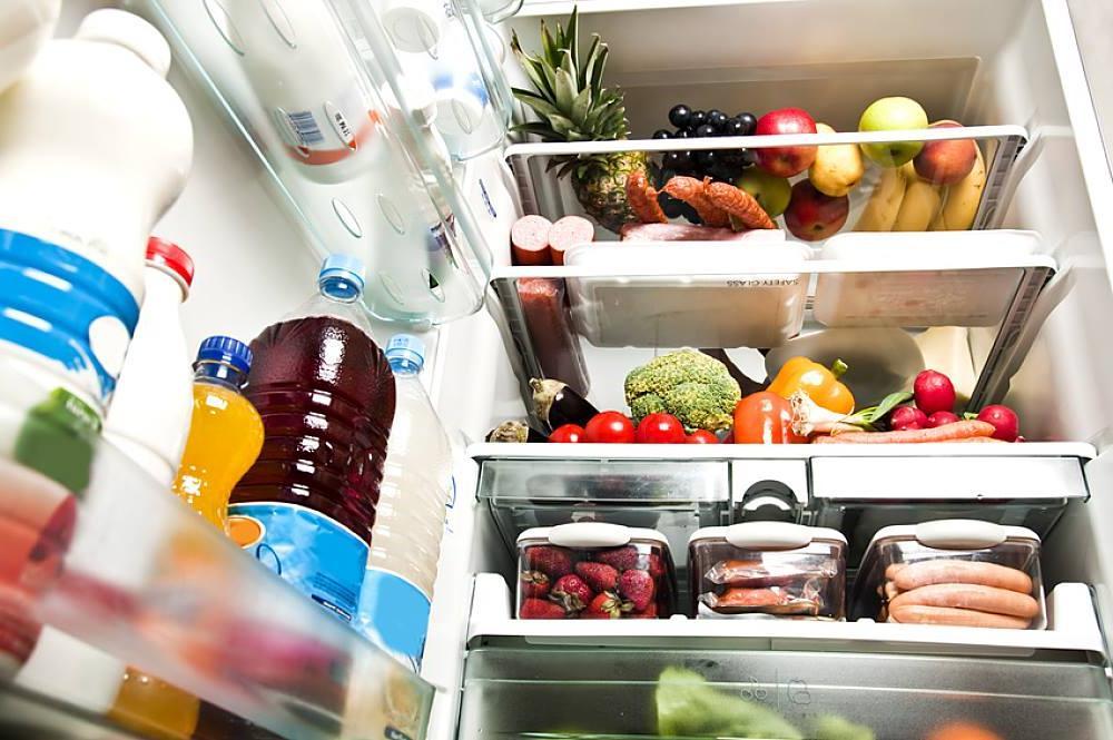 Холодильник с картинками посмотреть просто