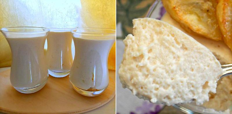 Скрашиваем с подружкой вечера с простым десертом из ряженки: по вкусу точь-в-точь как крем-брюле