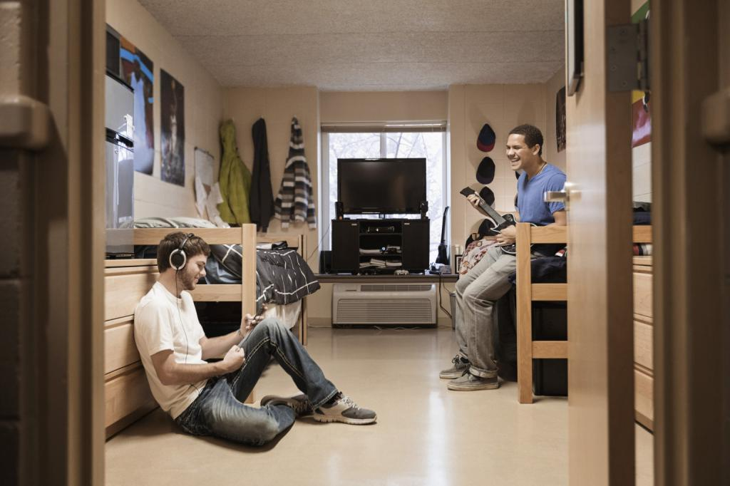 Серьезное отношение и другие советы психолога: как поладить с соседом по комнате в общежитии