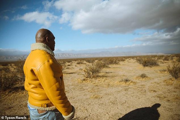 Майк Тайсон рассказал, что курит на своем ранчо «травку» на USD40 000 в месяц