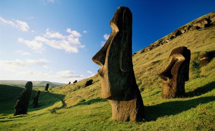 Кто строитель? 7 древних мест, в создании которых подозревают инопланетян