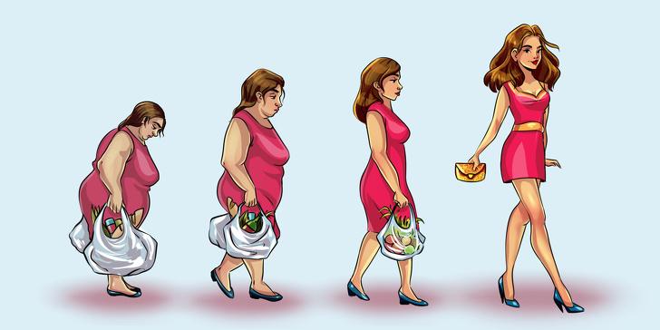 Покупать и есть слишком много: 9 ошибок в питании, которые заставляют нас набирать лишний вес