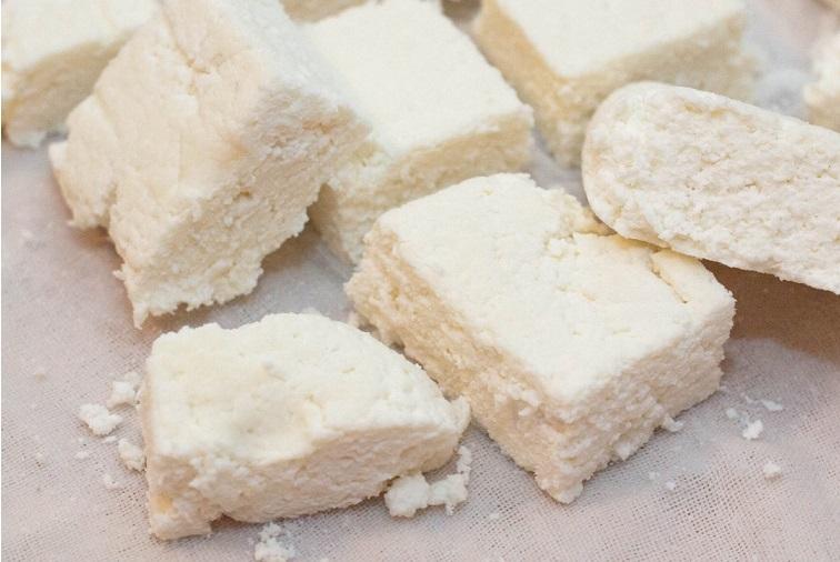 Я влюблена в этот рецепт: домашний сыр панир из двух ингредиентов