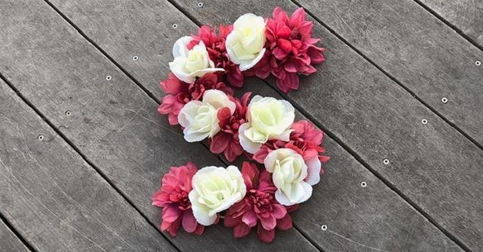 Для любителей хендмейда: свадебные гирлянды, вазы и другие украшения, которые можно сделать своими руками