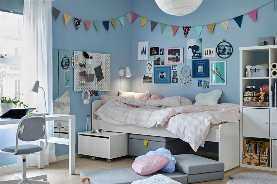 Чтобы дома было интересно: креативные идеи для дизайна подростковой комнаты