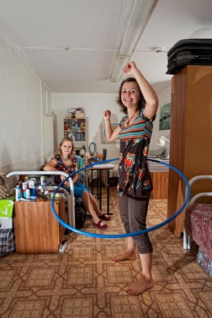 Посмотрите, как живут студенты в разных уголках мира: между ними есть что-то общее