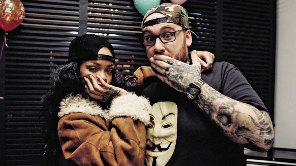 Любимец голливудских звезд: кто делает татуировки Рианне, Кэти Перри и другим знаменитостям