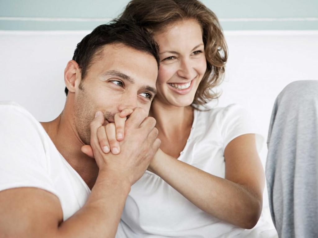 Мужчина рассказал, почему отношения с женой для него важнее родных детей