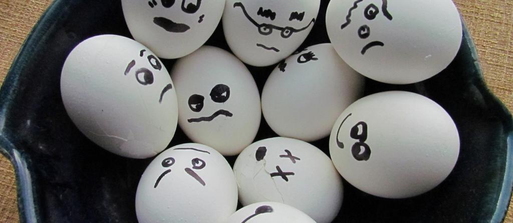 Съесть одно яйцо   это то же самое, что выкурить 5 сигарет : как появилось это спорное сравнение