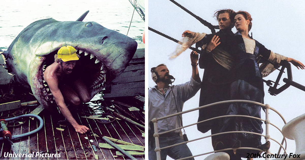 102 снимка из серии ″за кадром″ ваших самых любимых фильмов всех времен