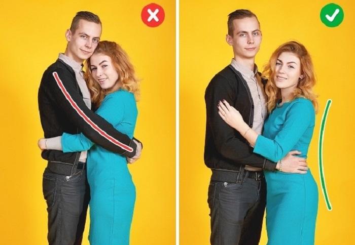 Подруга-фотограф рассказала, какие позы принять, чтобы сделать идеальное совместное фото с партнером