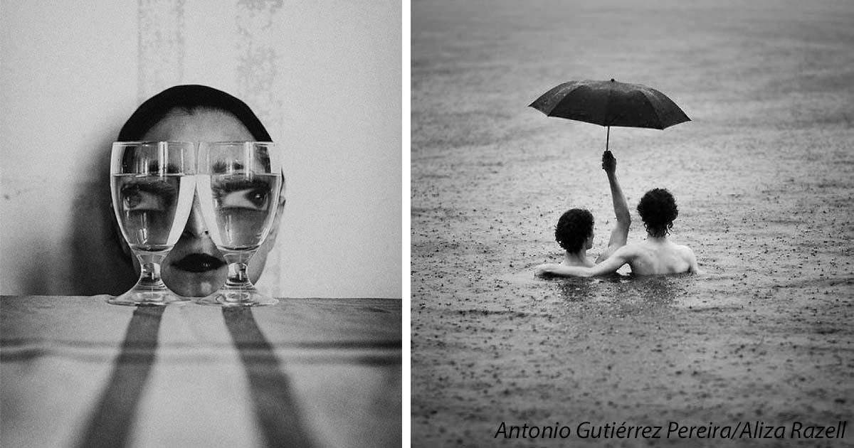 18 потрясающих черно белых фотографий, в которых скрывается глубокий смысл
