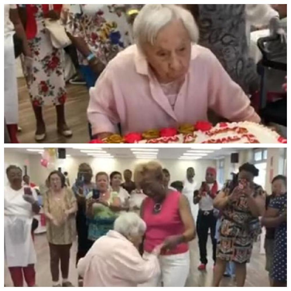 Нет мужа   нет стресса: 107 летняя женщина раскрыла секрет своего долголетия