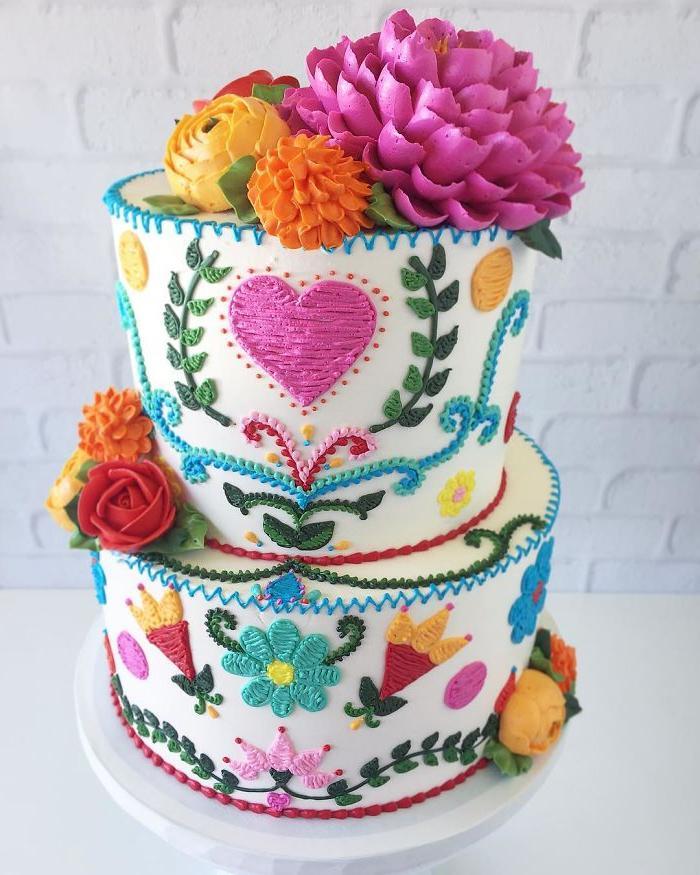 Кондитер создает удивительные торты, которые выглядят так, будто их сшили из ткани