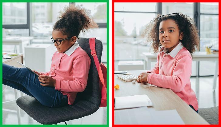 Сидеть с прямой спиной: 7 «здоровых» привычек, от которых стоит отказаться, если вы не хотите навредить своим детям